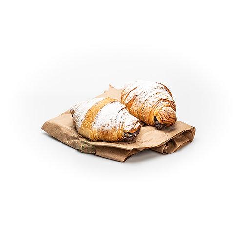 Butter Nougat Croissant