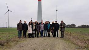 Vertreter ukrainischer Kommunen besuchen Rehfelde
