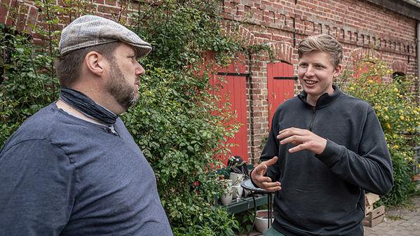 Björn_und_Johannes_Gespräch_auf_dem_H
