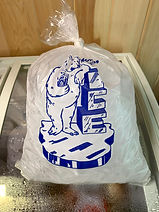 Bags of Ice- $2.50