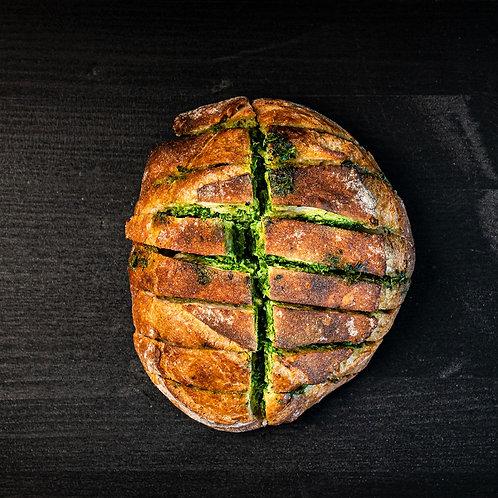 Grill-Beute Kräuter