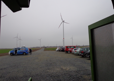 Interesse an Investition in Wind