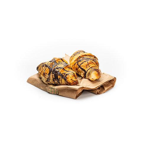 Schoko Butter Croissant