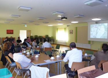 Energieexperten aus Kolumbien besuchten Rehfelde
