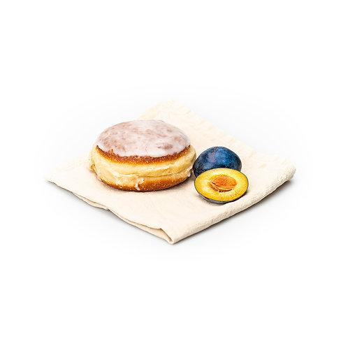 Pfannkuchen- Pflaumenmus
