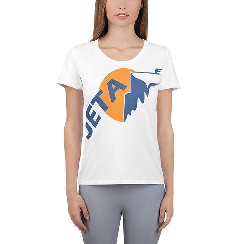 Women's JETA Logo Athletic T-shirt