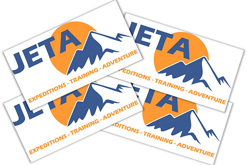 JETA Logo Stickers
