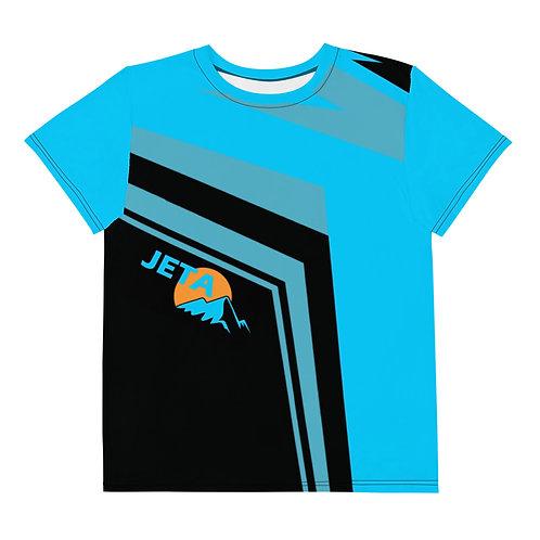 Teen JETA Blue Black T-shirt