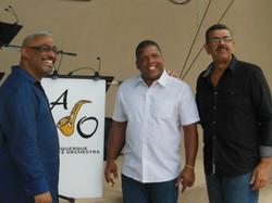 Mariano, Javier Oquendo, Charlie Sierra, Albuquerque, NM