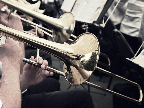 Trio Caribe for Trumpet, Trombone & Piano