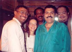 Mariano Morales, Ruth Silva, Mario Rivera, Hilton Ruiz, Charlie Sepulveda 1995