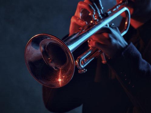 Y ahora que te has ido... for Trumpet in Bb & String Orchestra