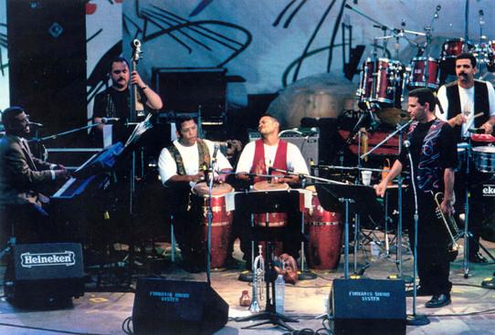 Mariano Morales y Pikante (Heineken Jazz