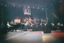 Mariano Morales, Eddie Palmieri , Tito Puente and the All Star Heineken Jazz Festival