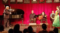 Casa Flamenca Production
