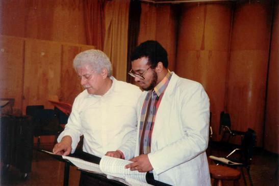 Mariano &Tito Puente
