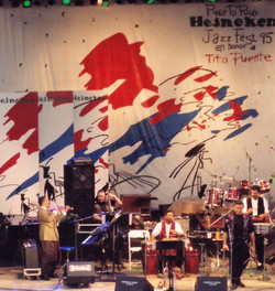 PR Heineken Jazz Fest, Mariano and PIKANTE 1995 001 (2)