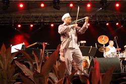 Mariano Morales & PIKANTE International Carolina Jazz Festival 2011