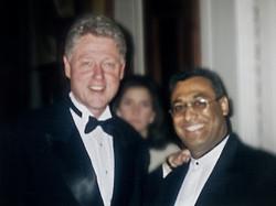 Mariano, Bill Clinton