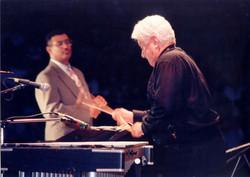 Mariano, Director Tito Puente guest soloist (Heineken Jazzfest Big Band 1995)