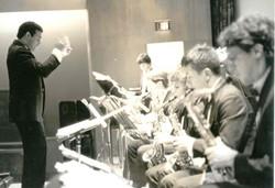 Directing the Latin American Music Ensemble IU