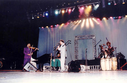 Mariano Morales and Dave Valentin, Jazz All-Star 1996