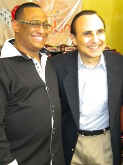 Mariano & Michel Camilo 2012