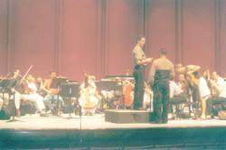 Mariano Morales & Guillermo Figueroa (Ensayo Sinfonia No. 1)