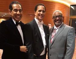 Nestor Torres, Guillermo Figueroa and Mariano