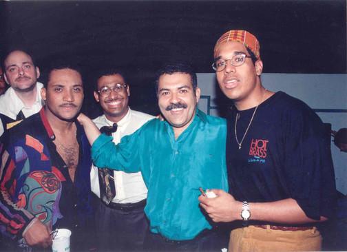 Andy González,Gonzalo Rubalcaba,Marian
