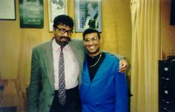 Mariano Morales and David Baker, Indiana