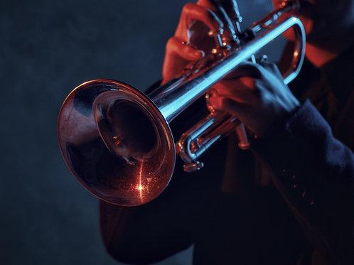 Y ahora que te has ido... for Trumpet in C