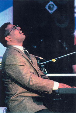 Mariano Piano, Heineken Jazzfest 1995