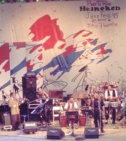 Mariano Morales & Pikante Heineken Jazz Festival 1995 (3)