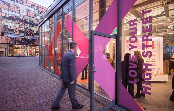 Studio Egret West - Love Our Colleges X Love Your High Street