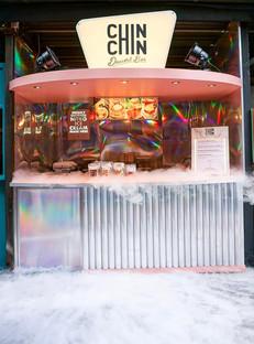Chin Chin Ice Cream @ Dinerama