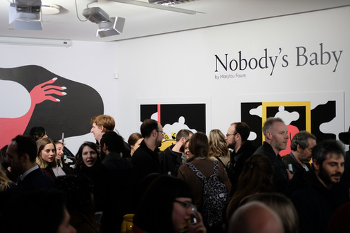Mary Lou 'Nobody's Baby' x The Print Space