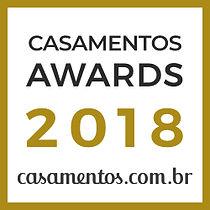 caricatura Casamentos Awards 2018