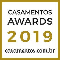 caricatura Casamentos Awards 2019