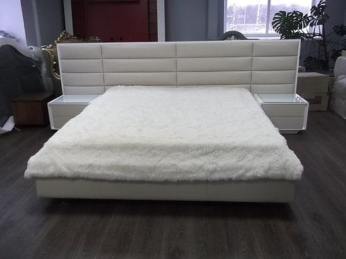 """Кровать """"Амелия""""  1,8 МП с тумбами"""