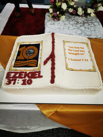 Queenstown Cake