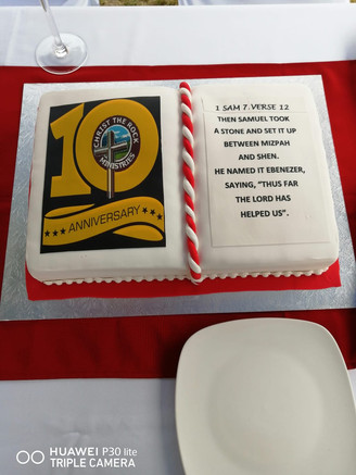 Cape Town Cake