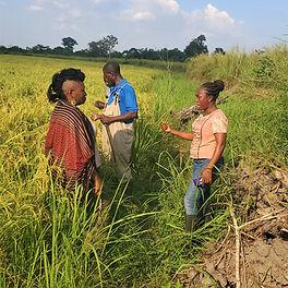 BCB and Elete Farmers