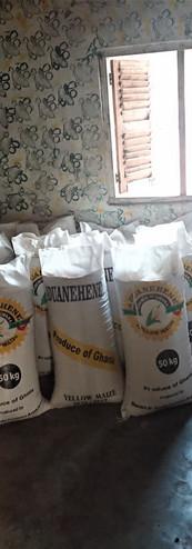 Rice Storage Rooms
