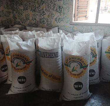 BCB Pilot  Rice Storage