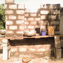 Building Eco-San Toilets in Atakpame