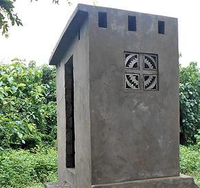 Eco-Sanitation Toilets BCB