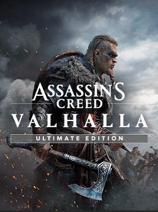 Assassin's Creed Valhalla Ultimate • PARA SEMPRE
