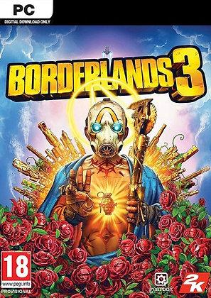 BORDERLANDS 3 – CONTA EPIC GAMES