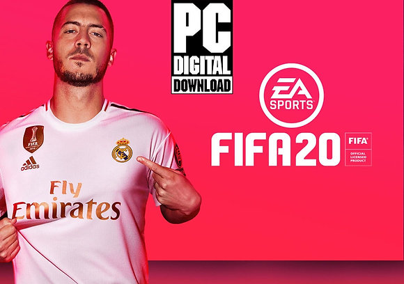 FIFA 20 - ORIGIN - Garantia De 1 Mês